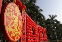 Novo Chinês na Tailândia conheça Bangkok